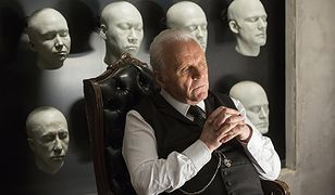 "Anthony Hopkins to jedna z gwiazd ""Westworld"""