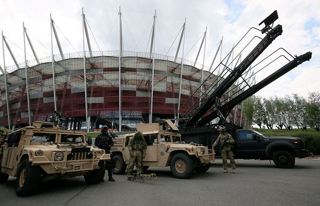 Szczyt NATO: Wynajęcie PGE Narodowego pochłonęło miliony złotych