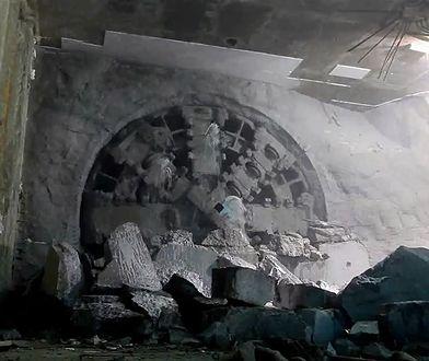 Krystyna przebija ścianę (WIDEO)