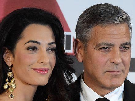 George Clooney ożenił się z Amal Alamudin