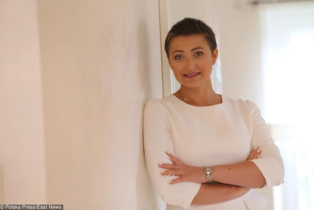 Katarzyna Stachowicz jest nazywana polską Angeliną Jolie