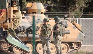 Turecka ofensywa na Syrię. Nie żyje żołnierz tureckiej armii