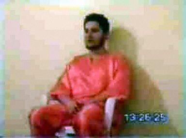 Ofiara egzekucji - Nicholas Berg
