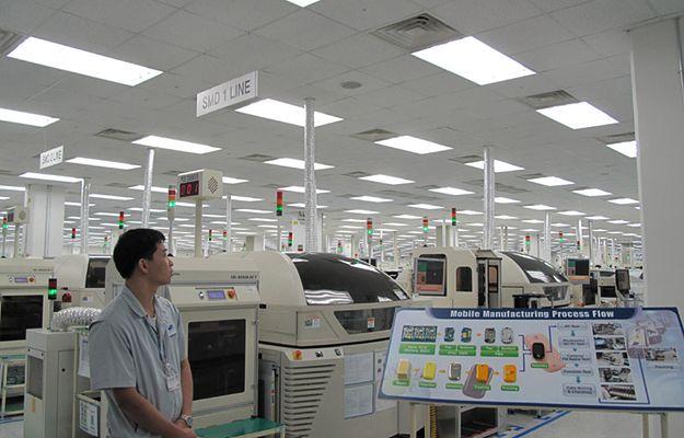 Fabryka Samsunga w Wietnamie