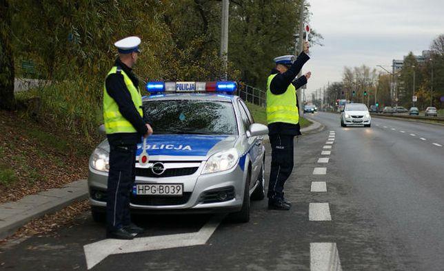 Dziesiątki pijanych kierowców zatrzymanych w jeden dzień w Małopolsce