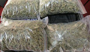Nastolatkowi za handel nielegalną marihuaną grozi 10 lat więzienia