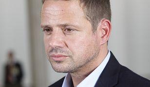 Rafał Trzaskowski jest faworytem na fotel prezydenta miasta