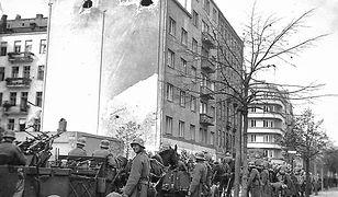 Warszawa w obiektywie nieznanego Niemca [NIESAMOWITE ZDJĘCIA]