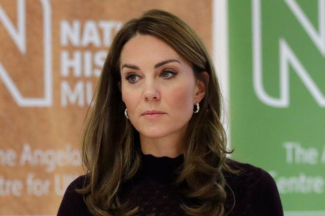 Kate obawiała się dezorganizacji pracy