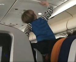 Polska stewardessa o dzieciach w samolocie. Pokazała bulwersujące nagranie