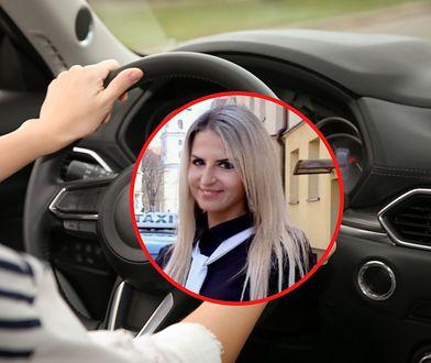"""Aneta Grad jeździ taksówką w Rzeszowie. """"Mój zysk spadł o 60 procent"""""""