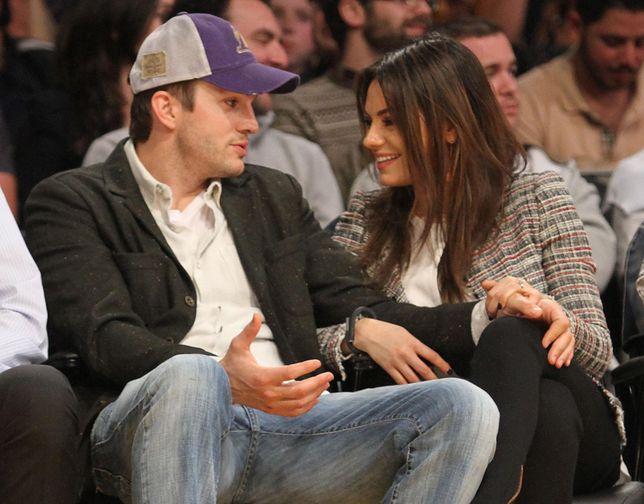 Mila Kunis i Ashton Kutcher znów zostaną rodzicami!