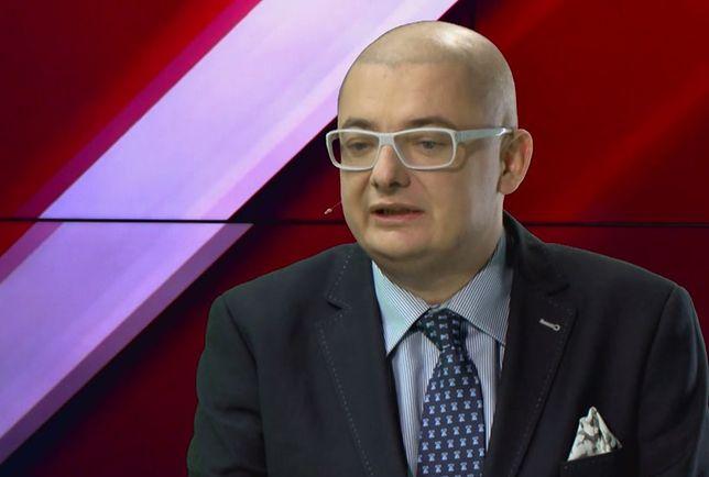 Michał Kamiński: Witold Waszczykowski desperacko walczy o pozycję w rządzie