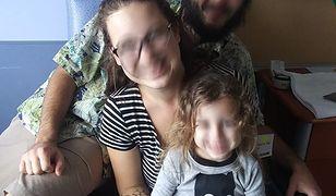 3-letni chłopiec z Florydy choruje na białaczkę