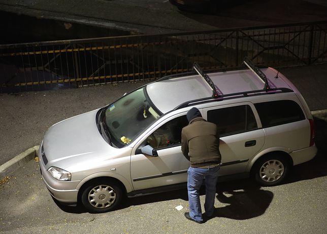 Kradzież auta trwa obecnie kilkanaście sekund