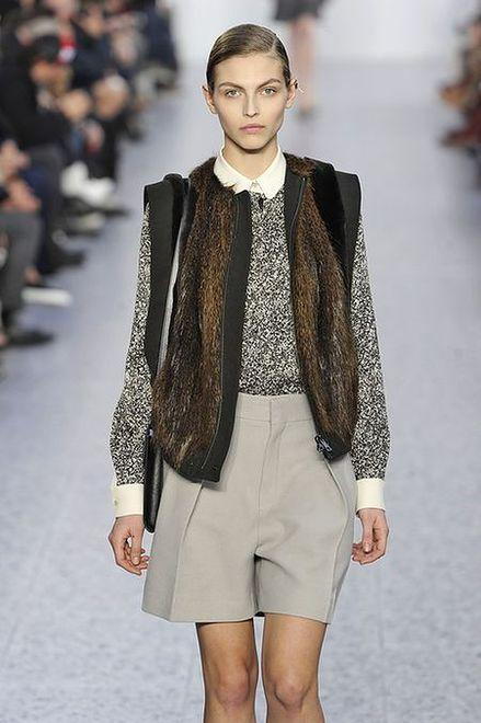 Trendy w modzie na zimę 2014!