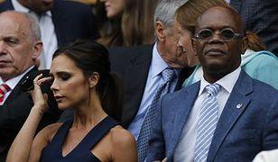 Samuel L. Jackson nie ma problemów z Victorią Beckham