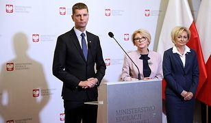 Minister Dariusz Piontkowski spotka się z prezydentem Warszawy Rafałem Trzaskowskim