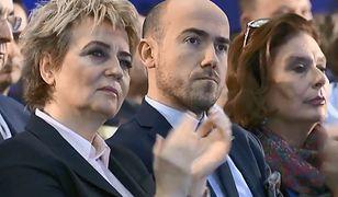 Posłowie PO obecni na Radzie Krajowej partii.