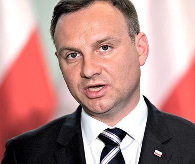 Kancelaria Andrzeja Dudy wydała oświadczenie
