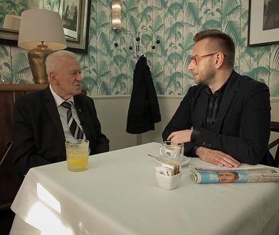 """Kornel Morawiecki w """"Kto nami rządzi?"""": mój syn jest nadzieją dla Polski"""