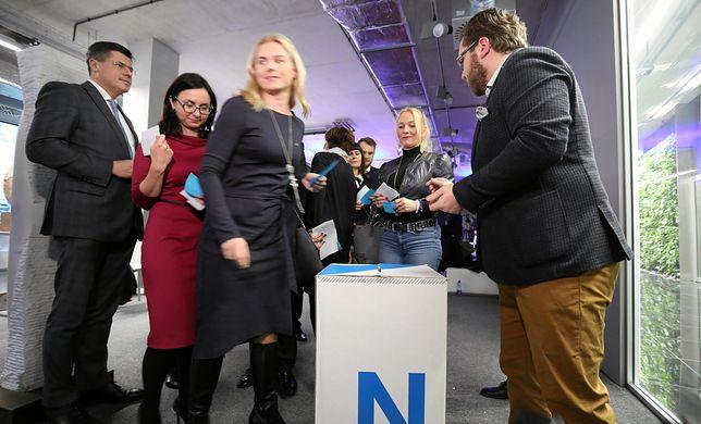 Rada Krajowa Nowoczesnej wybrała nowy zarząd partii