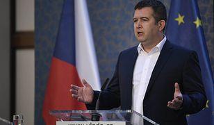 Czeski wicepremier wiedział o rosyjskim ataku już wcześniej? Mimo wszystko chciał lecieć do Moskwy