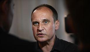 Paweł Kukiz ostatnio nie uczestniczył w posiedzeniach klubu