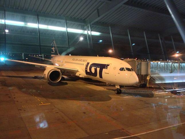 Dreamliner Lotu (źródło: Wikipedia)