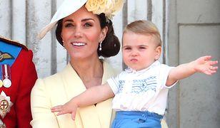 Książę Louis rośnie jak na drożdżach