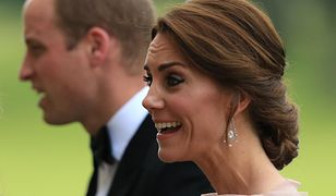 Księżna Kate i książę William dumni rodzice trójki pociech