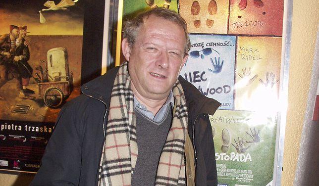 Adam Michnik w roku 2003