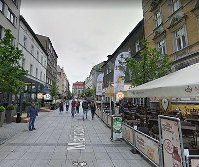 Katowice. Nagrano miłosne igraszki na Mariackiej (zdj. ilustracyjne)