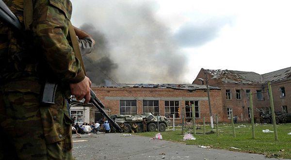 10. rocznica ataku terrorystów na szkołę w Biesłanie