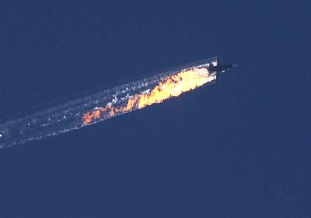 MSZ Turcji: ubolewamy z powodu śmierci rosyjskiego pilota Su-24