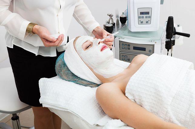 Peeling glikolowy należy wykonywać pod okiem lekarza lub doświadczonej kosmetyczki