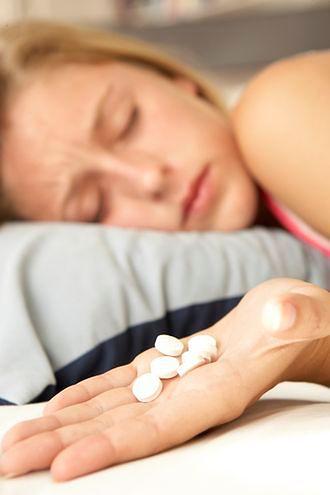 Coraz więcej zatruć lekami uspokajającymi