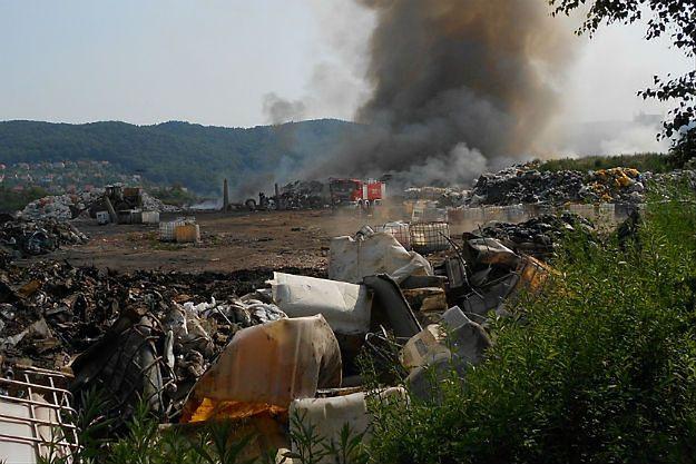 Wałbrzych: prezydent i mieszkańcy walczą o likwidację składowiska odpadów