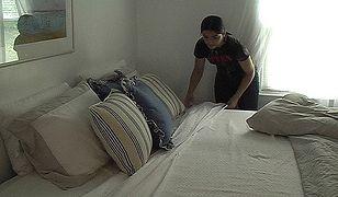 Łóżko to jedno z najintymniejszych miejsc w domu, nie można pozwolić, by czuć się jak w nim obco, jak w hotelowej pościeli