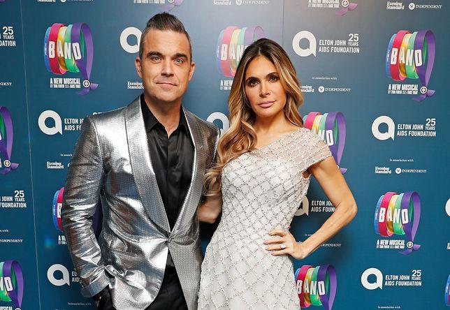 Robbie Williams i Ayda Field znów zostali rodzicami