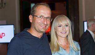 Robert Górski i Monika Sobień w sierpniu zostaną mężem i żoną. A przy okazji ochrzczą córką