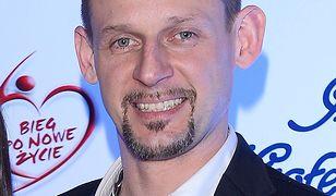 Michał Wójcik zachęcił fanów do pomocy jego partnerce.