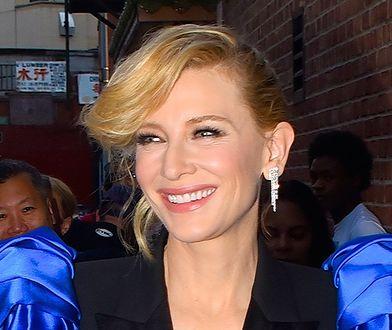 Nietuzinkowa stylizacja Cate Blanchett