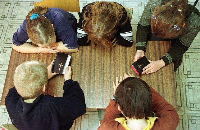 Katecheta zrezygnował z prowadzenia lekcji w tej klasie