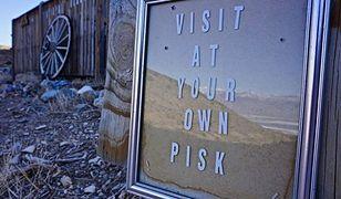 Cerro Gordo - opuszczone miasteczko górnicze - ma nowego właściciela