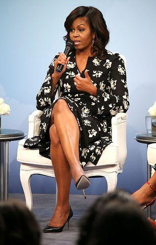 Michelle Obama wyjawiła, że urodziła córki dzięki metodzie in vitro. Przed dwudziestoma laty poroniła