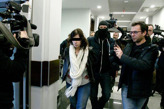 Kobieta trafiła do aresztu na trzy miesiące