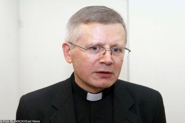 """Film """"Kler"""" wynika z działalności kolumny szatana w Kościele, uważa ks. Henryk Zieliński"""