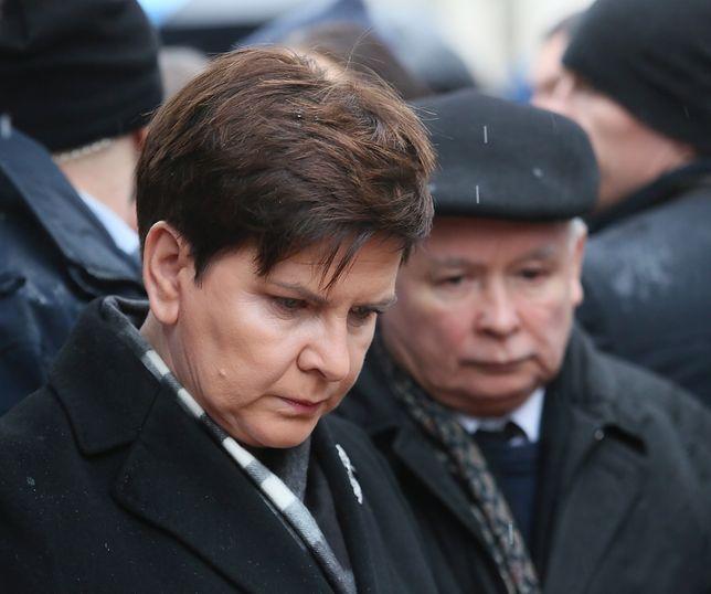 Beata Szydło drugi raz przegrała głosowanie w Parlamencie Europejskim