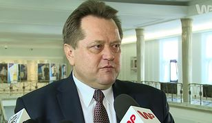 Na wpis Jarosława Zielińskiego nie pozostała obojętna opozycja